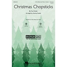 Hal Leonard Christmas Chopsticks (Discovery Level 2) VoiceTrax CD Arranged by Audrey Snyder