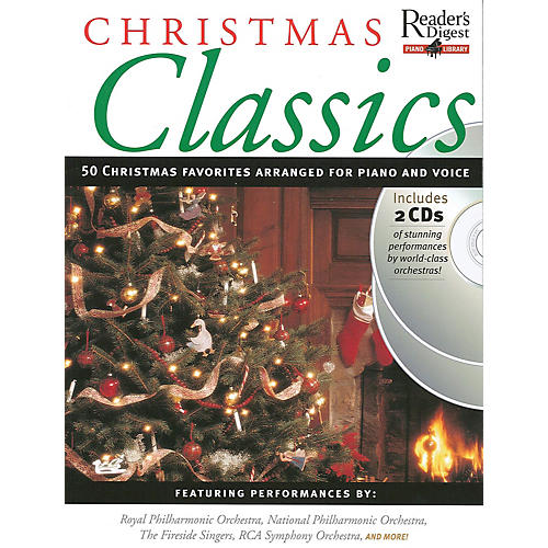 Music Sales Christmas Classics Music Sales America Series Softcover with CD-thumbnail