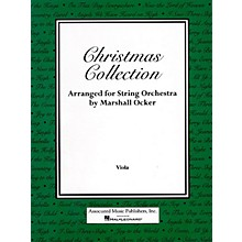 Associated Christmas Collection (Viola Part) Orchestra Series Composed by Various