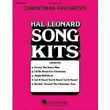 Hal Leonard Christmas Favorites (Song Kit #17) ShowTrax CD Arranged by Dick Averre