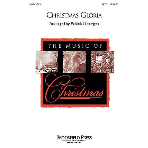 Hal Leonard Christmas Gloria SATB composed by Patrick Liebergen-thumbnail