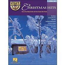 Hal Leonard Christmas Hits Guitar Play-Along Vol. 31 Book/CD