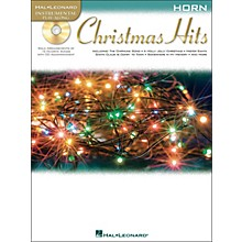 Hal Leonard Christmas Hits for French Horn - Instrumental Play-Along Book/CD Pkg