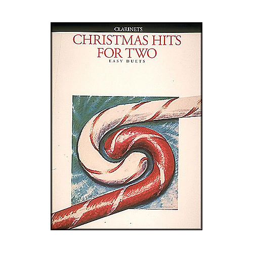 Hal Leonard Christmas Hits for Two Clarinet
