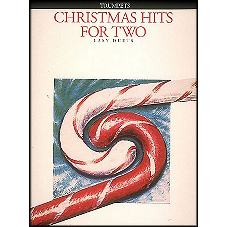 Hal Leonard Christmas Hits for Two Trumpet