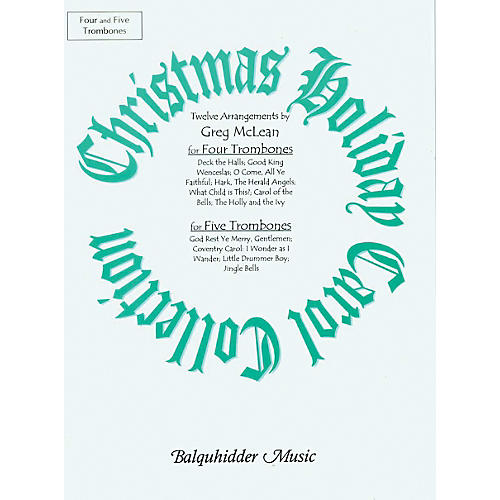 Carl Fischer Christmas Holiday Carol Collection Book