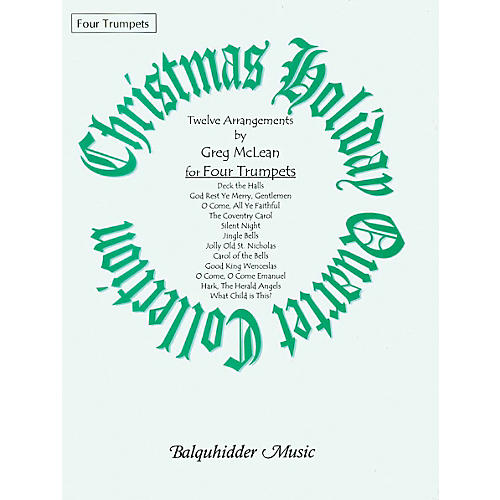 Carl Fischer Christmas Holiday Quartet Collection Book