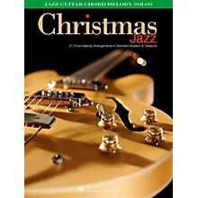 Hal Leonard Christmas Jazz - Jazz Guitar Chord Melody Solos