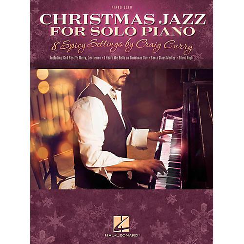 Hal Leonard Christmas Jazz For Solo Piano