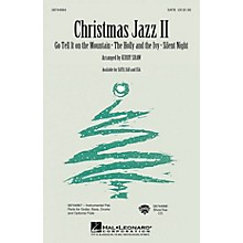 Hal Leonard Christmas Jazz II (Collection) ShowTrax CD
