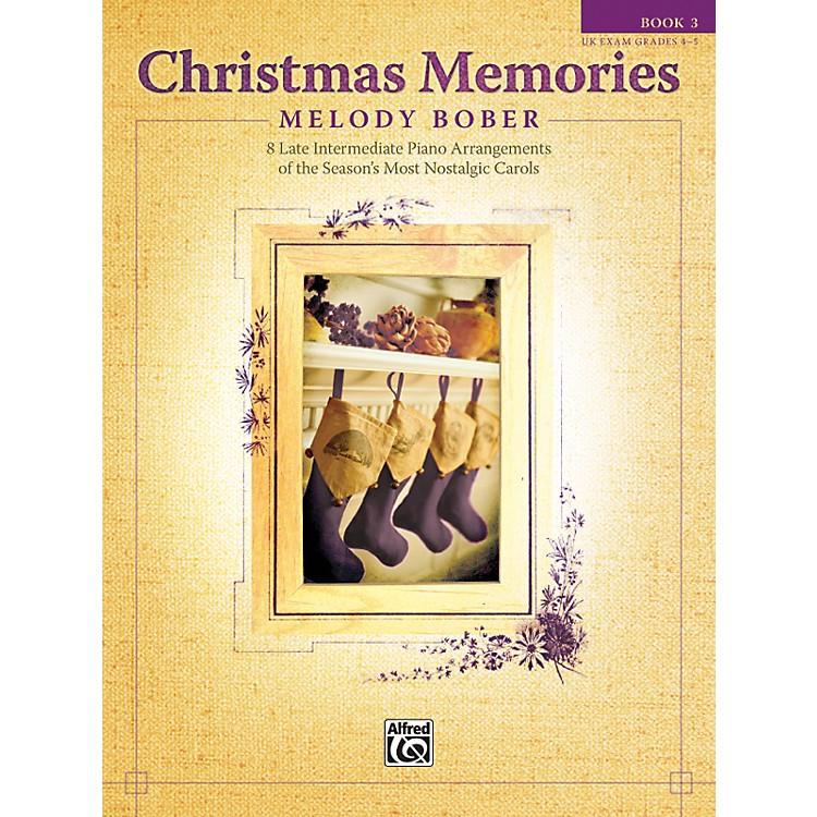 AlfredChristmas Memories Book 3