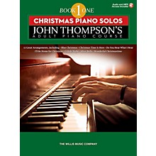 Willis Music Christmas Piano Solos Willis Series Book Audio Online by Various (Level Elem)