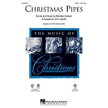 Hal Leonard Christmas Pipes CHOIRTRAX CD Arranged by John Leavitt