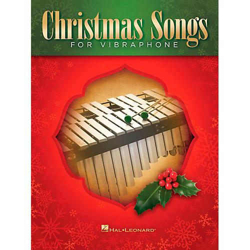 Hal Leonard Christmas Songs For Vibraphone-thumbnail