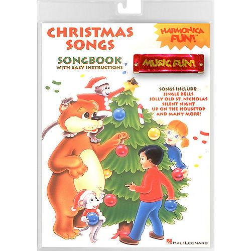 Hal Leonard Christmas Songs Harmonica Fun! Pack