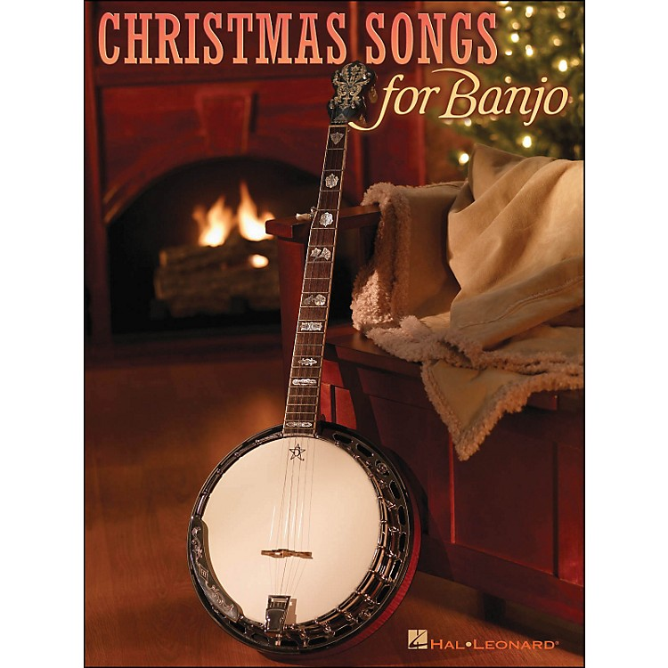 Hal Leonard Christmas Songs for Banjo