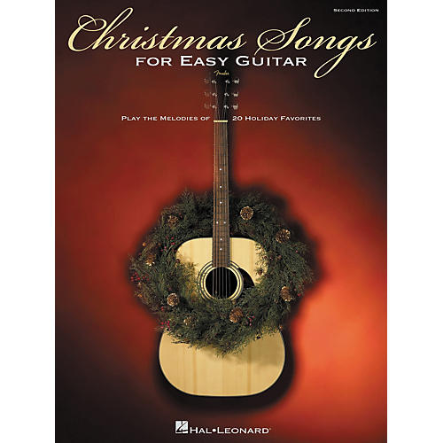 Hal Leonard Christmas Songs for Easy Guitar Tab Songbook