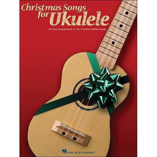 Hal Leonard Christmas Songs for Ukulele-thumbnail