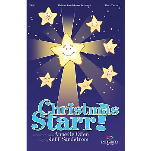 Integrity Music Christmas Starr! (A Children's Musical) PREV CD PAK Arranged by Jeff Sandstrom