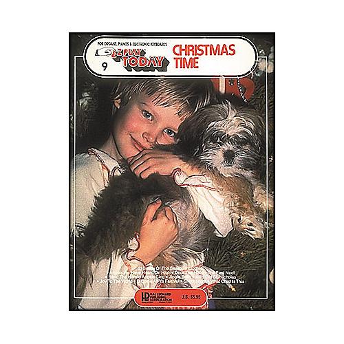 Hal Leonard Christmas Time E-Z Play 9-thumbnail