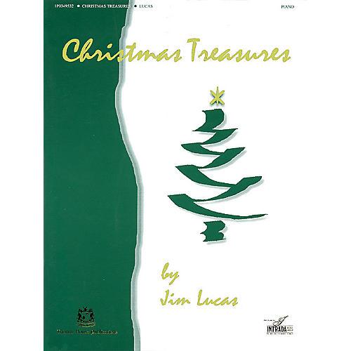 Fred Bock Music Christmas Treasures