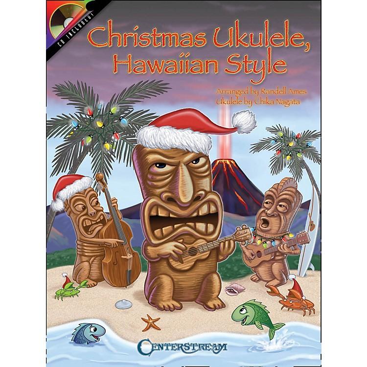 Centerstream PublishingChristmas Ukulele Hawaiian Style Book/CD