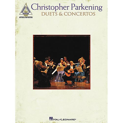Hal Leonard Christopher Parkening Duets & Concertos - Guitar Tablature Songbook-thumbnail