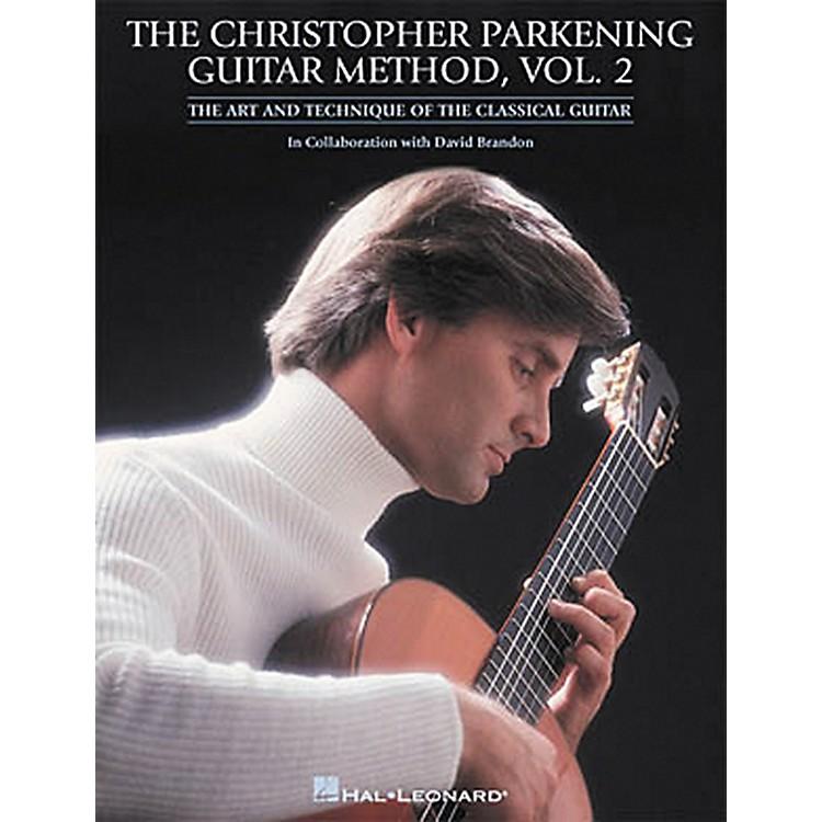Hal LeonardChristopher Parkening Guitar Method Vol. 2