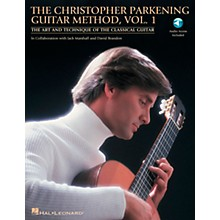 Hal Leonard Christopher Parkening Guitar Method Volume 1 Book/CD