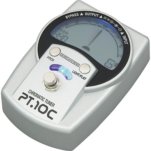 Musician's Gear Chromatic Pedal Tuner
