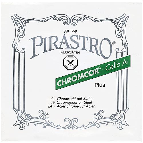 Pirastro Chromcor Plus 4/4 Size Cello Strings 4/4 Size A String