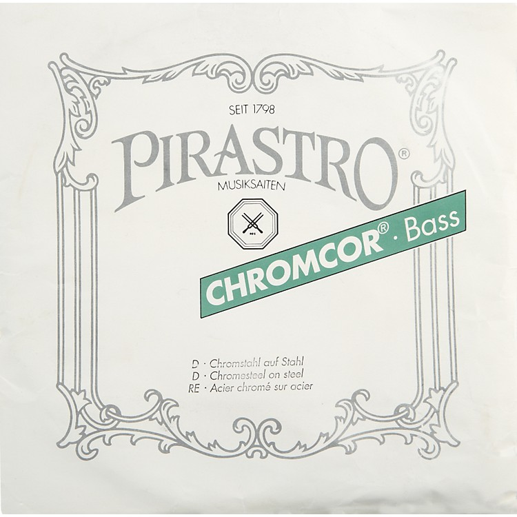 Pirastro Chromcor Series Double Bass String Set 3/4-1/2