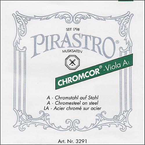 Pirastro Chromcor Series Viola String Set 16.5-16-15.5-15-in.
