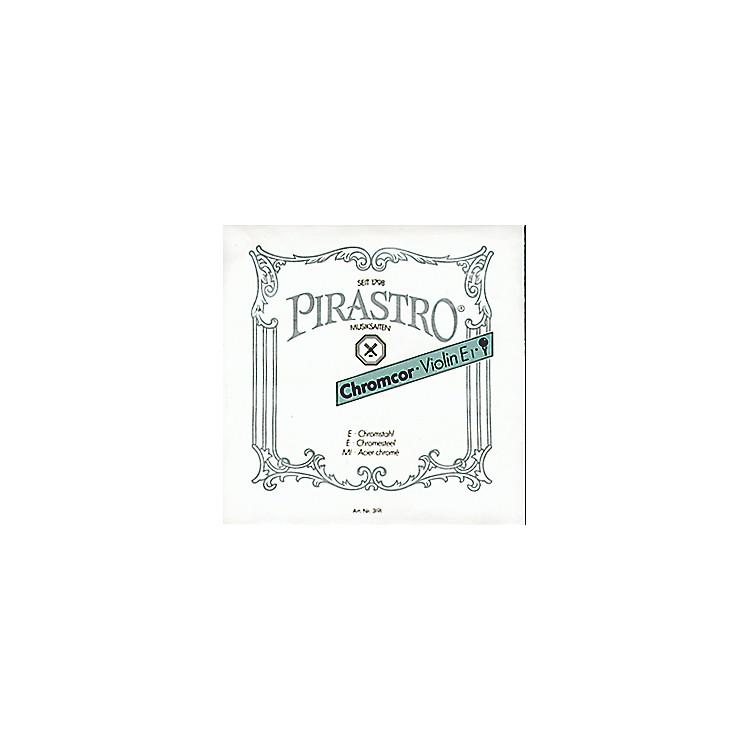 PirastroChromcor Series Violin E String4/4 Ball End