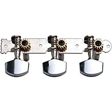 Ping Chrome Button Plate Guitar Tuning Machines