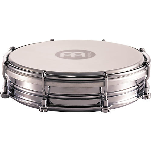 Meinl Chrome Plated Steel Tamborim 6 in.