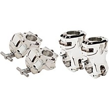 Gibraltar Chrome Series Right Angle and Quick Release T-Leg Clamp Package