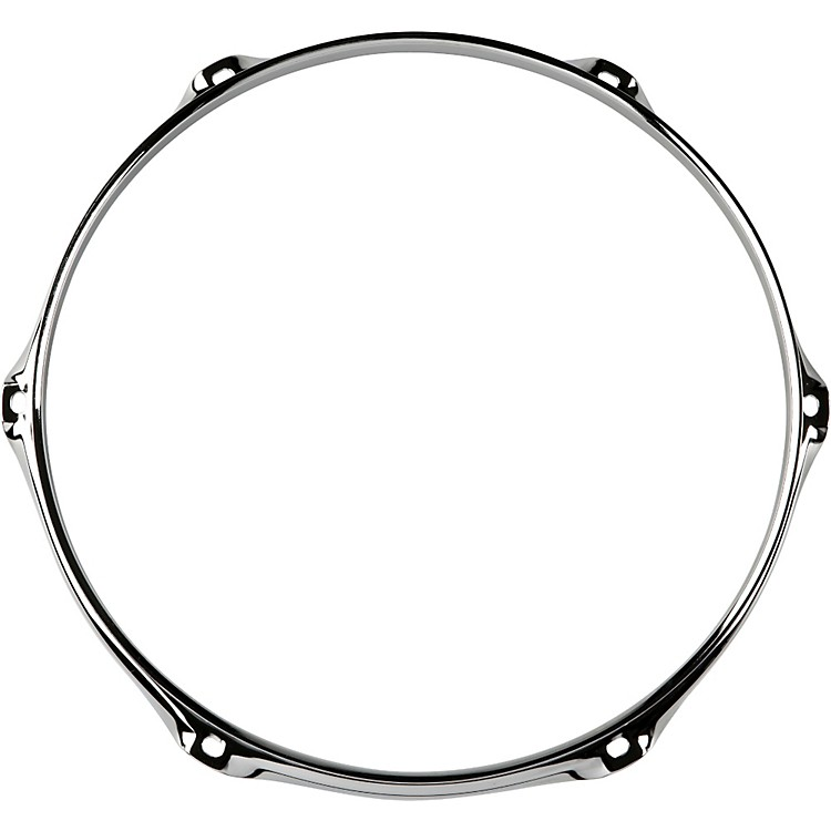 Gibraltar Chrome Tom Drum Hoop 16 inch 8-Lug