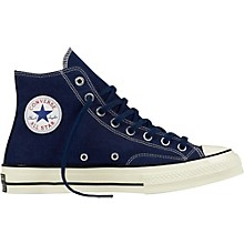 Converse Chuck Taylor All Star 70's Hi Top Midnight Navy Black/Egret 12
