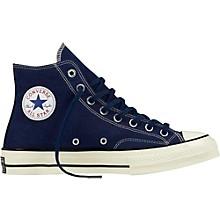 Converse Chuck Taylor All Star 70's Hi Top Midnight Navy Black/Egret 3