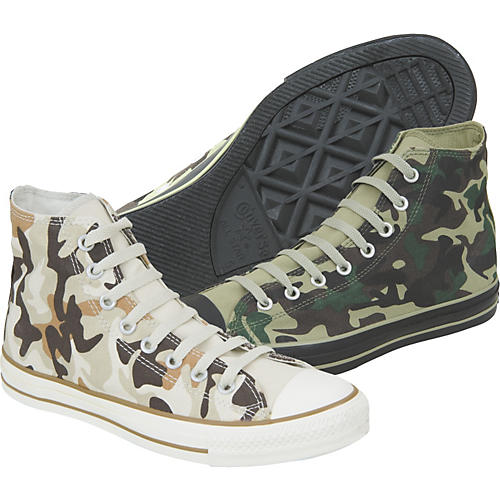Converse Chuck Taylor All Star Camo High Top