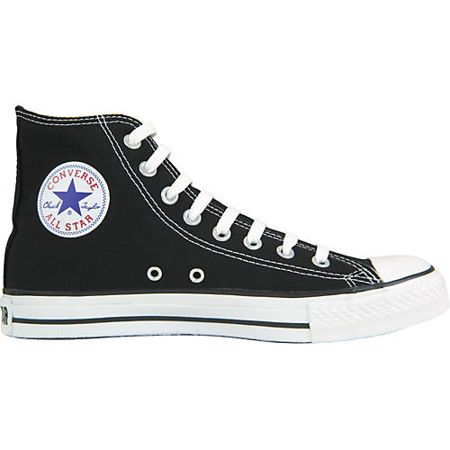 Converse Chuck Taylor All Star Core Hi-Top Black Men's Size 10
