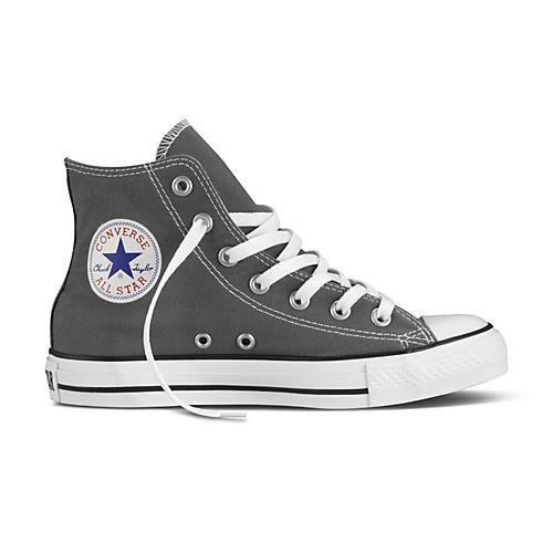 Converse Chuck Taylor All Star Core Hi-Top Charcoal Men's Size 7
