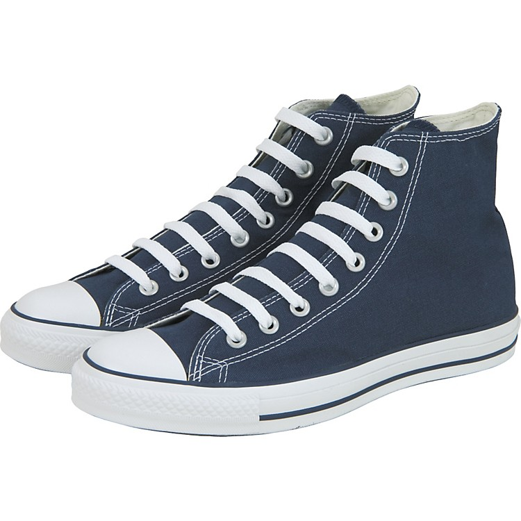Converse Chuck Taylor All Star Core Hi-Top Navy Mens Size 8