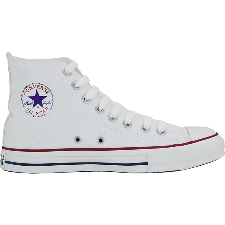 Converse Chuck Taylor All Star Core Hi-Top Optical White Mens Size 10