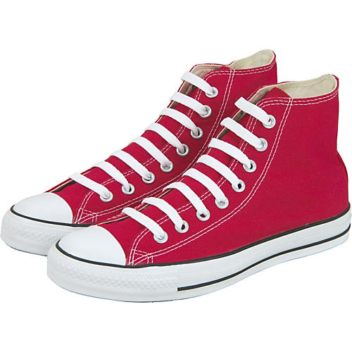 Converse Chuck Taylor All Star Core Hi-Top Red Men's Size 7