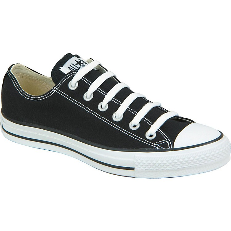 Converse Chuck Taylor All Star Core Oxford Low-Top Black Mens Size 10