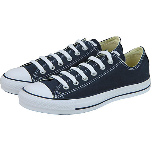 Converse Chuck Taylor All Star Core Oxford Low-Top Navy Men's Size 10