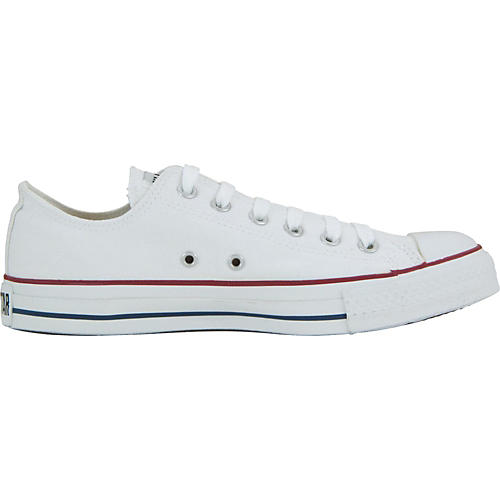 Converse Chuck Taylor All Star Core Oxford Low-Top Optical White Men's Size 10