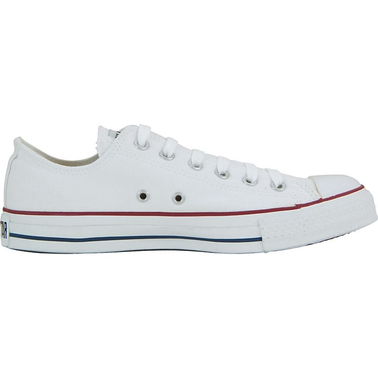 Converse Chuck Taylor All Star Core Oxford Low-Top Optical White Mens Size 10